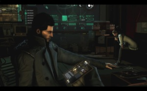 Deus Ex Human Revolution - Director's Cut - Adam & Megan