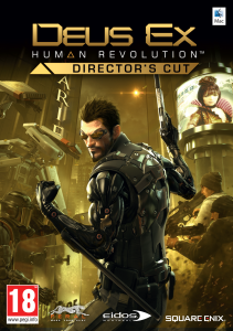 Deus Ex Human Revolution - Director's Cut - cover