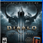 Diablo III - Reaper of Souls - Ultimate Evil Ed. - cover