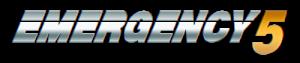 Emergency 5 - logo