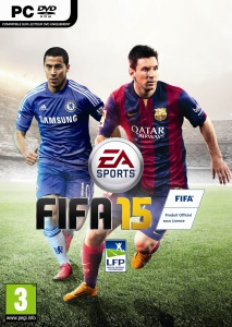 FIFA 15 - cover