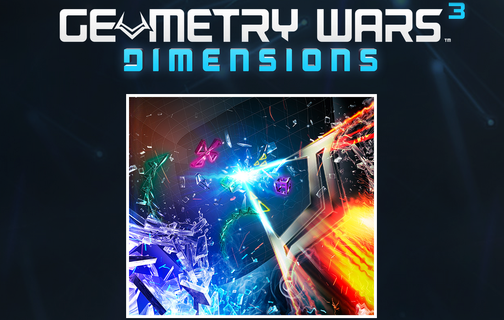 Geometry Wars 3 - Dimensions - screenshot