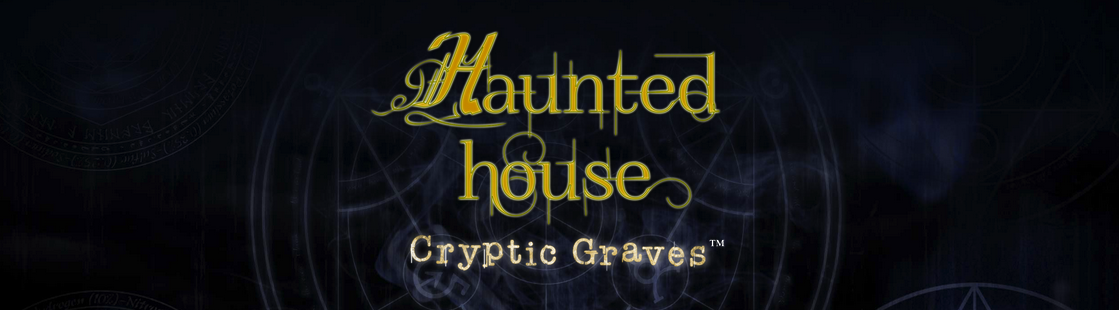 Haunted House - Cryptic Graves - bannière