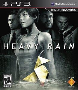 Heavy Rain - cover