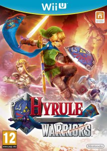 Hyrule Warriors - cover