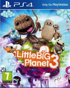 LittleBigPlanet 3 - cover