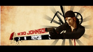 Red Johnson