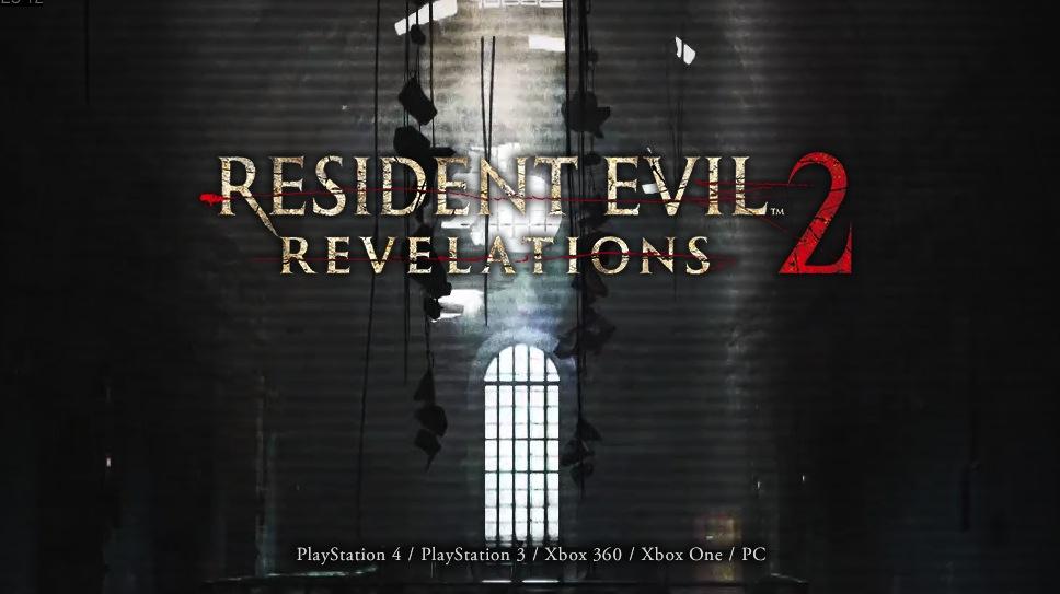 Resident Evil Revelations 2 - logo