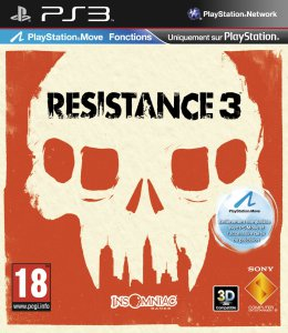 Resistance 3 - cover