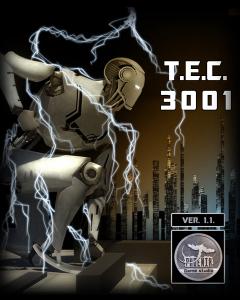 T.E.C. 3001 - cover