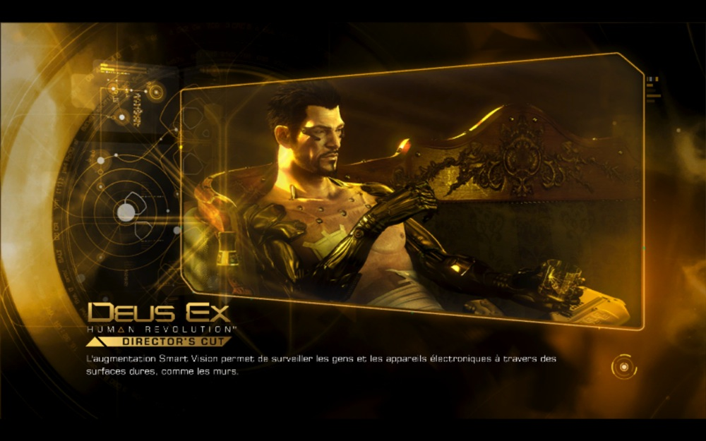 [TEST] Deus Ex: Human Revolution – Director's Cut – la version pour Steam