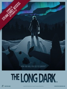 The Long Dark - cover