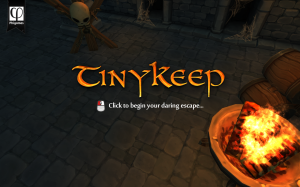 TinyKeep - logo