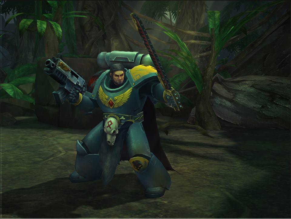Warhammer 40.000 : Space Wolf
