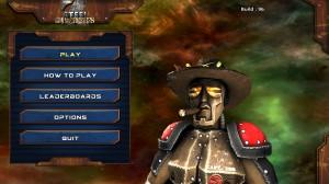 Z - Steel Soldiers - menu