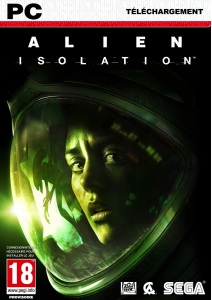 Alien Isolation - cover