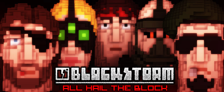 Blockstorm - logo