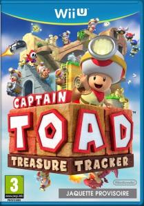 Captain Toad Treasure Tracker - cover
