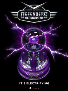 Defenders of Time - cover