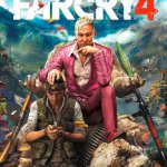 Far Cry 4 - cover