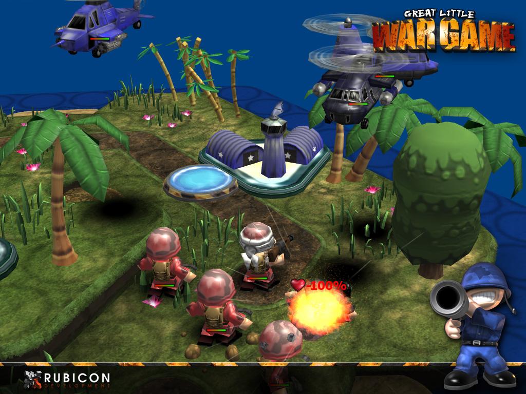 Jeux de Rubicon Development gratuits pour ce week-end