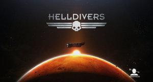 Helldivers - logo