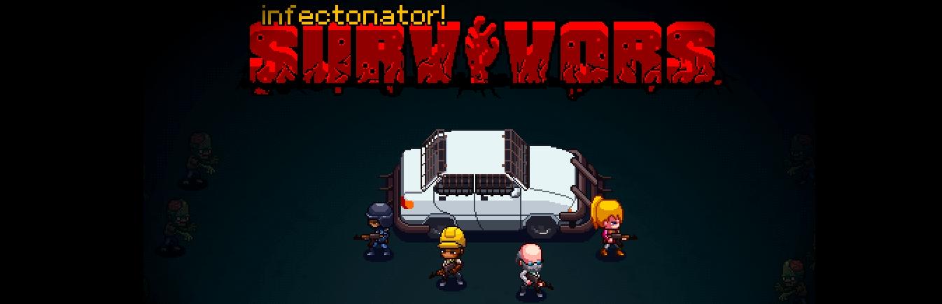 Infectonator Survivors - bannière