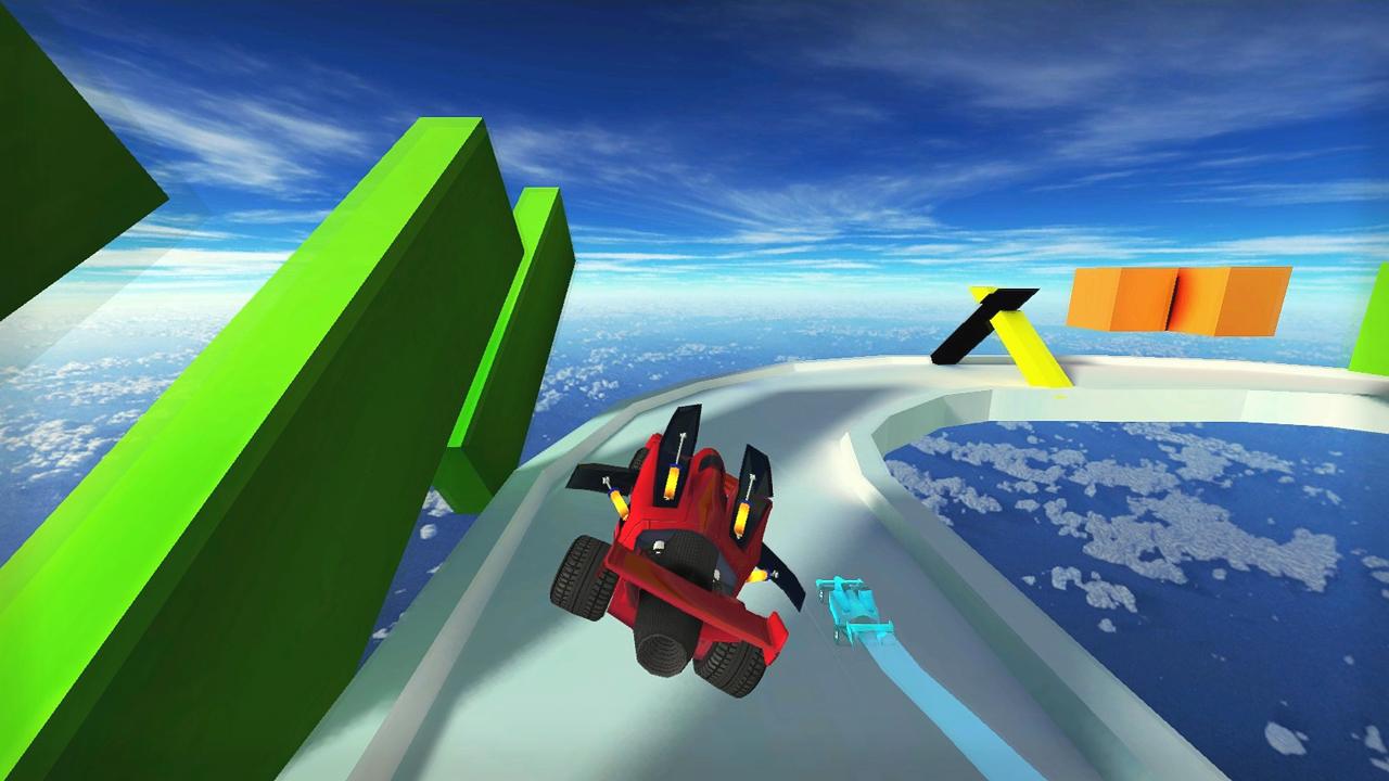 Jet Car Stunts – sur consoles