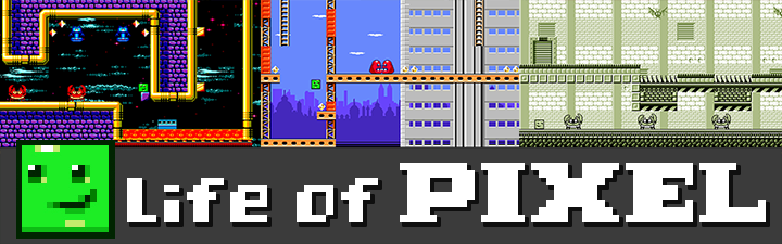 Life of Pixel - banniere