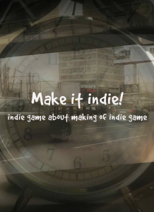 Make it indie! - cover