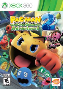 Pac-Man and the Ghostly Adventures 2 - cover