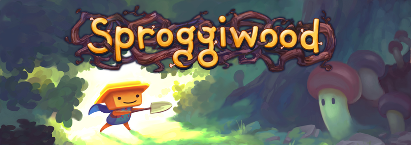 Sproggiwood - bannière