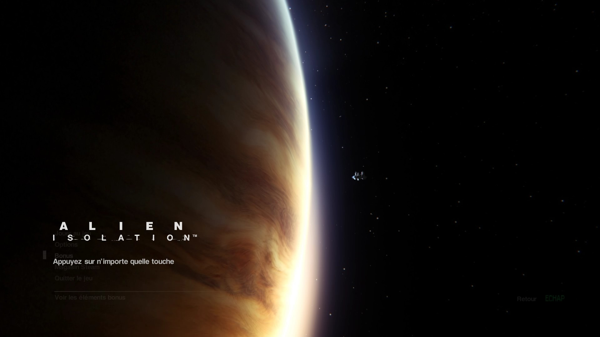 [TEST] Alien : Isolation – la version pour Steam