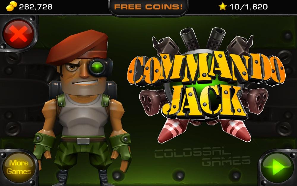 [TEST] Commando Jack – la version pour Steam