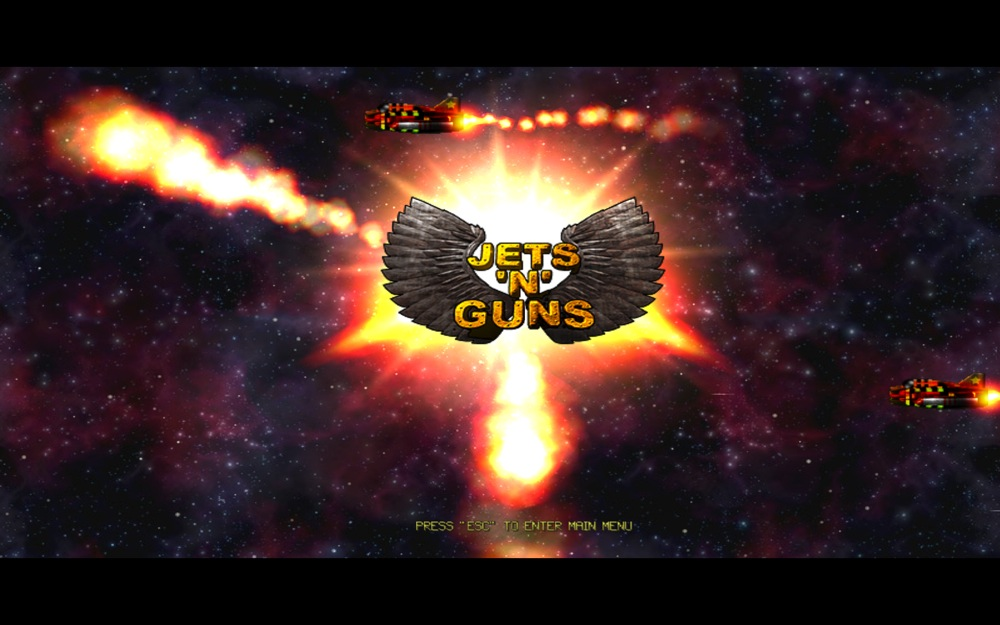 [TEST] Jets'n'Guns Gold – la version pour Steam