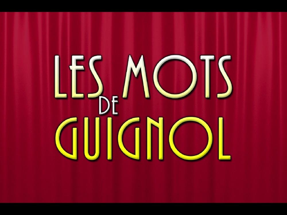 [TEST] Les mots de Guignol – la version pour iPad