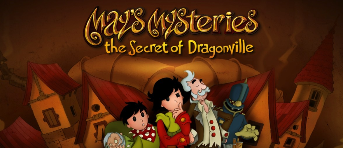 [TEST] May's Mysteries: The Secret of Dragonville – la version pour Steam