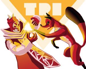 TRI - logo