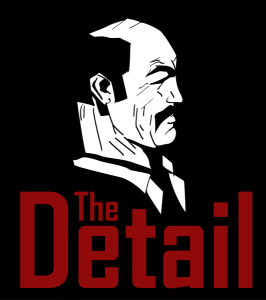 The Detail - logo