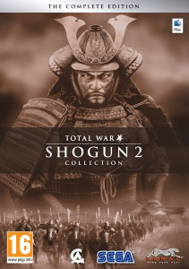 Total War Shogun 2 - cover