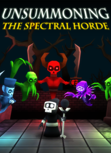 UnSummoning The Spectral Horde - cover