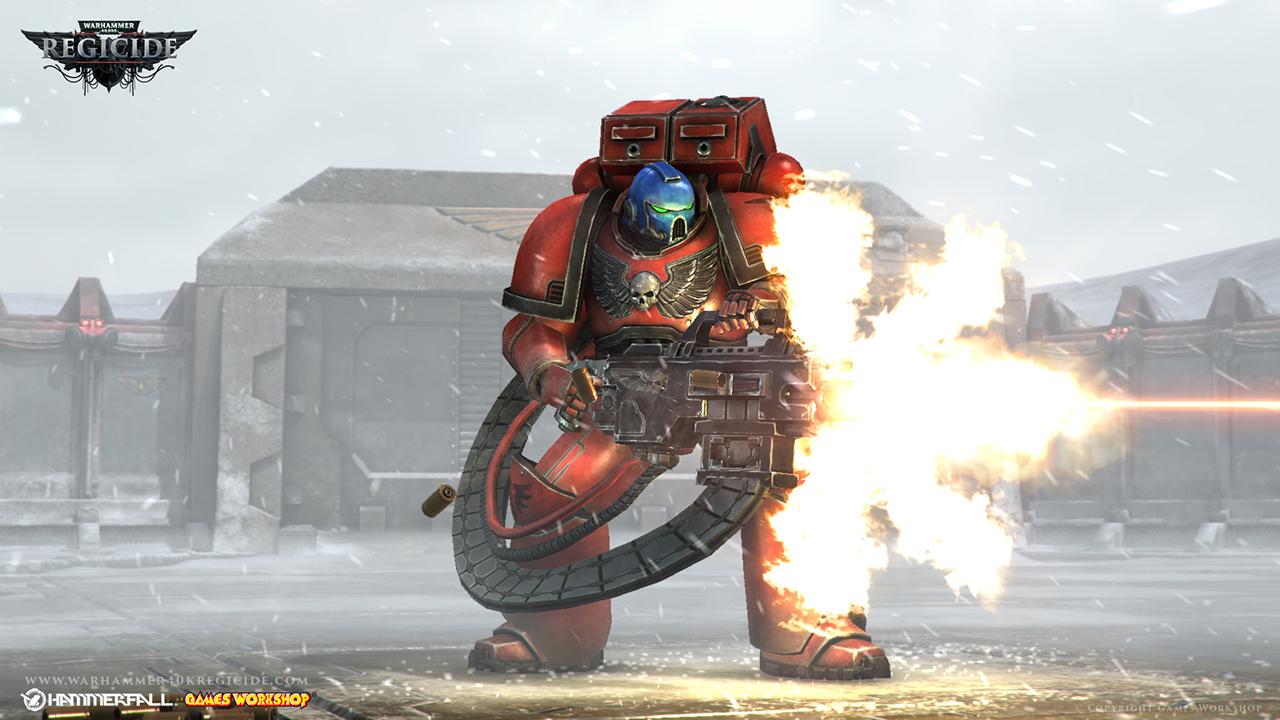 Warhammer 40.000 : Regicide