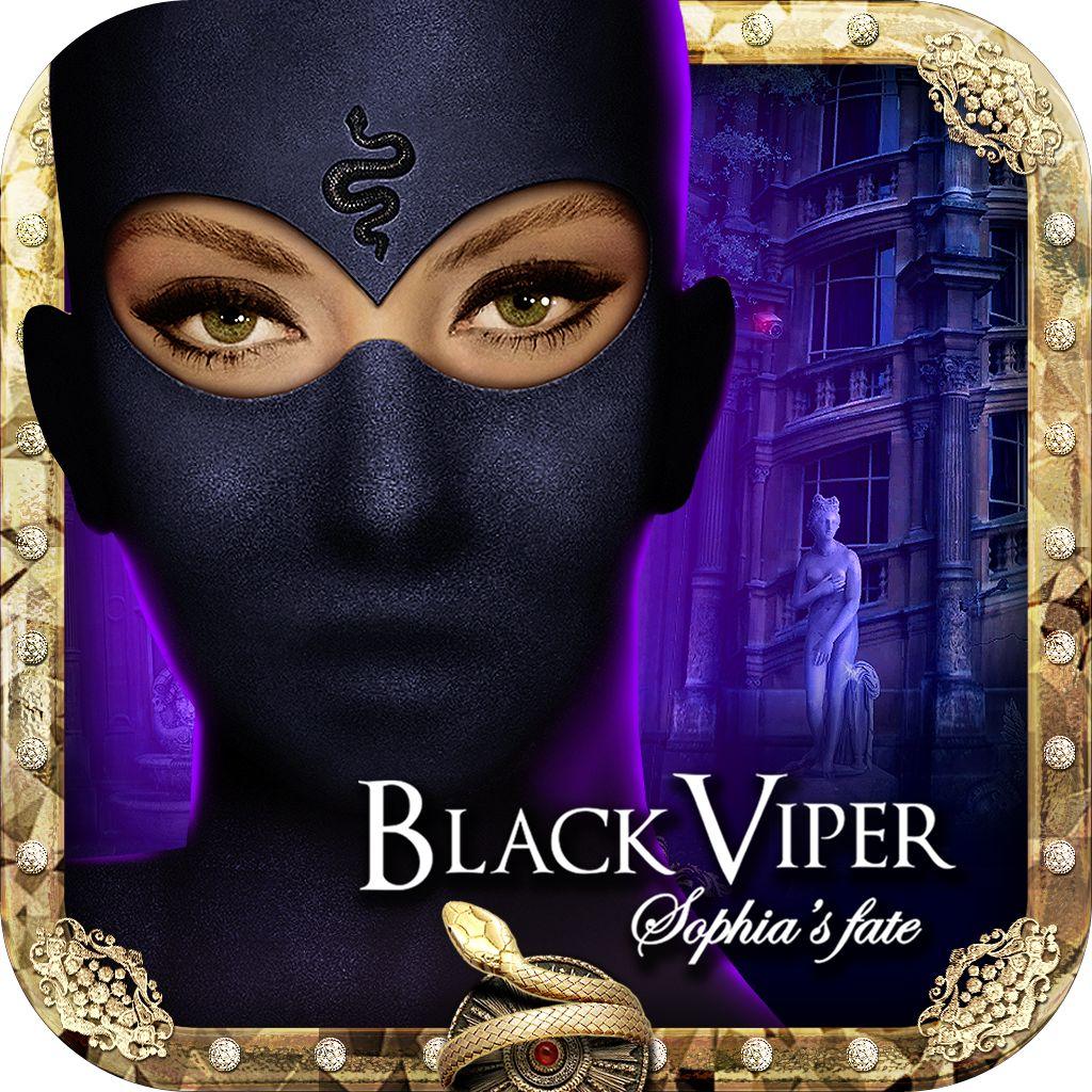 Black Viper - Sophia's Fate - icon