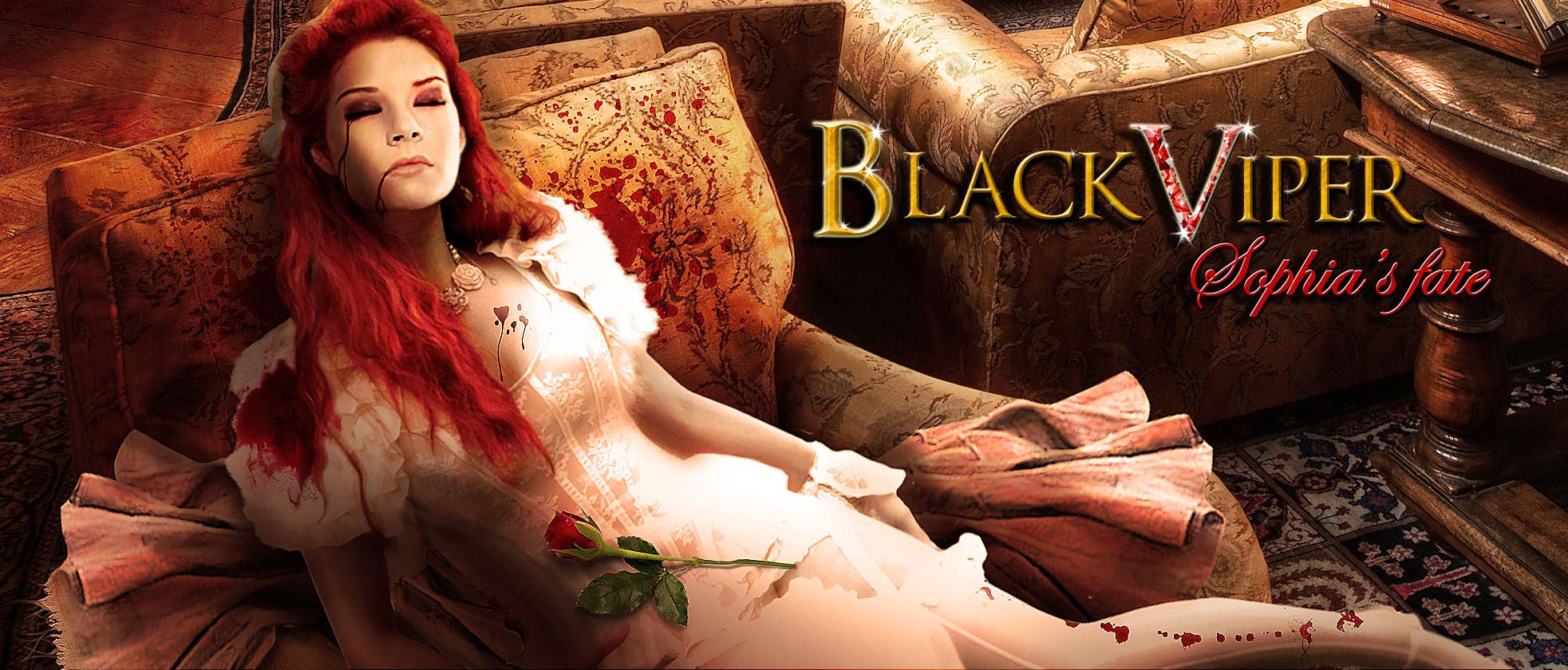 Black Viper : Sophia's Fate