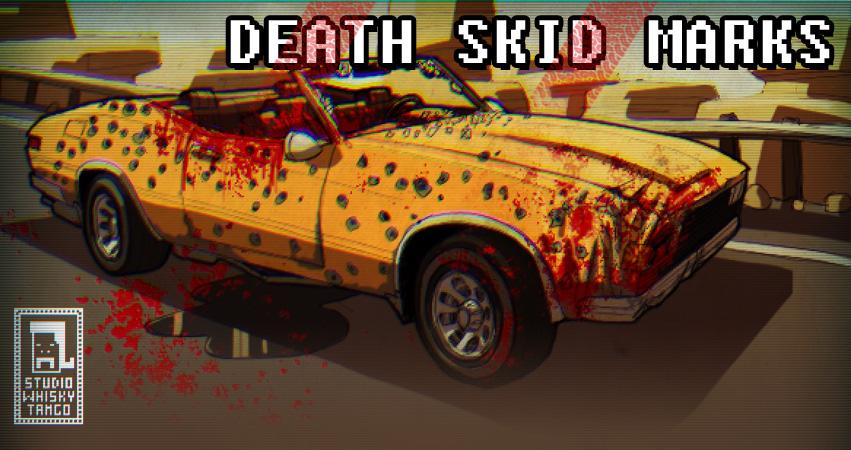Death Skid Marks - bannière