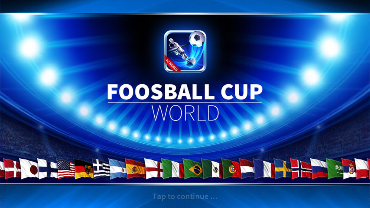 Foosball Cup World