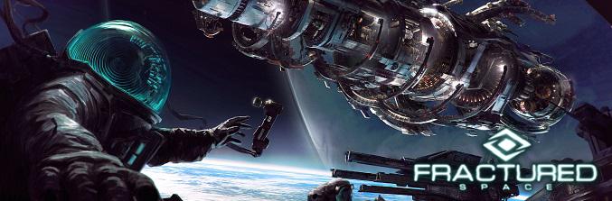 Fractured Space - bannière