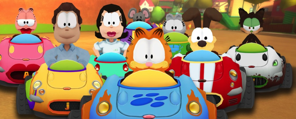 Garfield Kart : Fast & Furry
