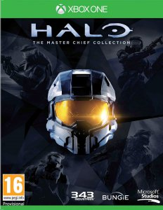 Halo The Master Chief Collection - cover