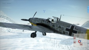 IL-2 Sturmovik Battle of Stalingrad - atterrissage